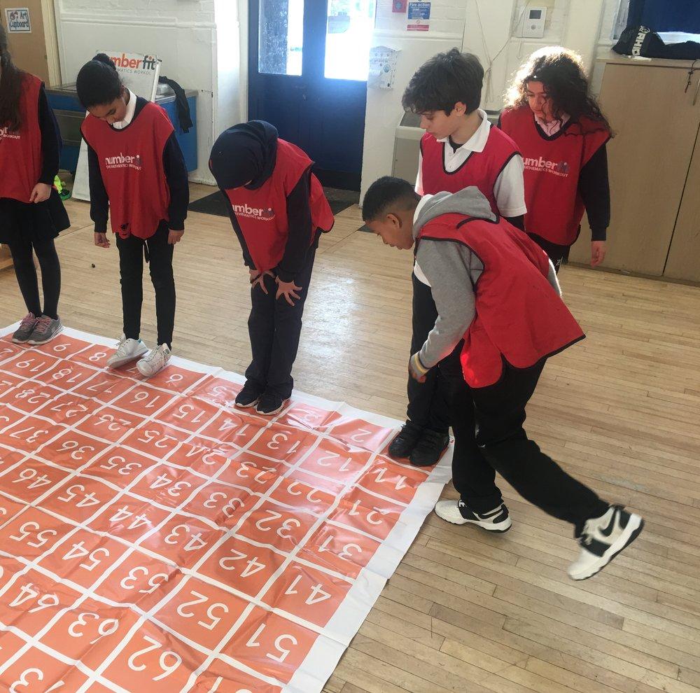 floor mat red year 6.JPG