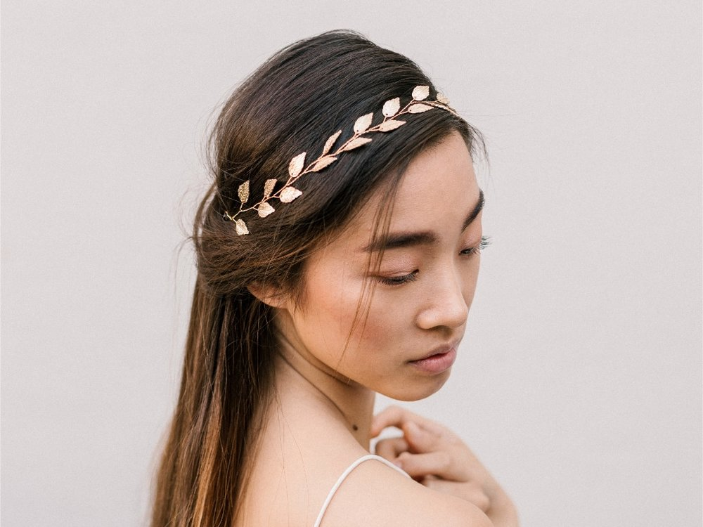 Stella Hairvine  Fleur Romance - Modern bridal hair accessories and jewellery