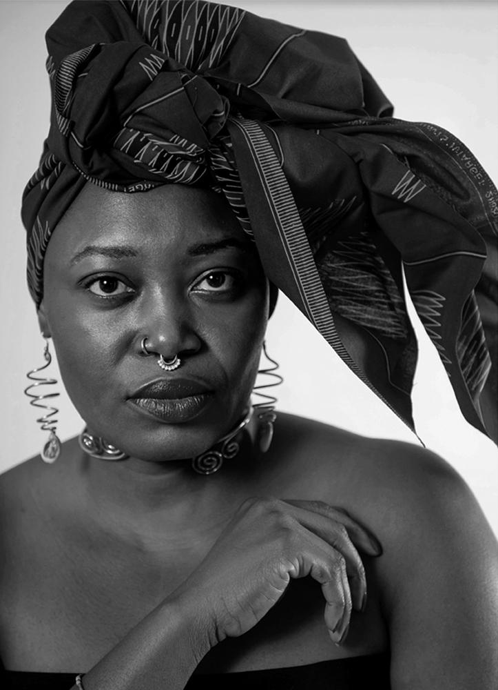 Clarisse Mekongo aka Kirii'ah Cameroon   Researched: Cameroon, Benin, Burkina Faso, Ivory Coast, Ghana Uganda, Kenya and Togo