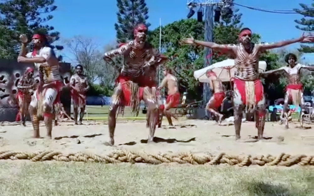 "2.Aboriginal Traditional Dance / Australia / Papua New Guinea - Aboriginal Traditional Dance is closely associated with songs and it used to be experienced as making present the reality of the Dreamtime. Some groups held their dances secret or sacred. Dancers would imitate the actions of a particular animal in the process of telling a story. In some ceremonies men and women would have separate ceremonial traditions. Dancing styles varied among hundreds of tribes. Dancing was done with set arm, body and foot movements with a lot of foot stamping. The best dancers and singers were highly respected. Serious ritual or sacred dancing was quite distinct from light hearted camp dancing that men, women and children could share. The term ""corroboree"" is commonly used to refer to Australian Aboriginal dances, however it comes from the people of the Sydney region. In some places, Australian Aboriginal people perform corroborees for tourists."