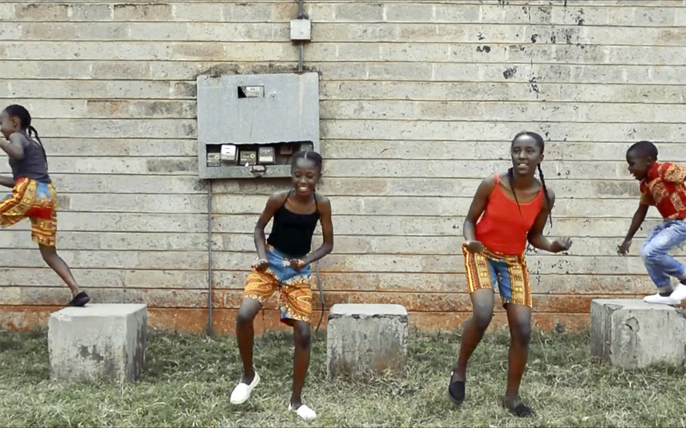 83.Bazokizo DANCE CHALLENGE / Kenya - Bazokizo is a Christian dance song that won two award in the local Groove Awards in Kenya in 2017. The music video produced by the singers composed of nothing but dance challenge styles filmed around Nairobi streets. This made the Bazokizo dance challenge very popular and many videos with Bazokizo dance started to pop up.