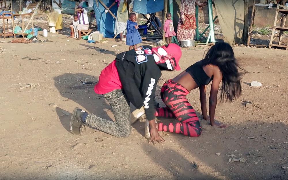216.Desarruma / Uganda - Desarruma is an urban street dance from Uganda.