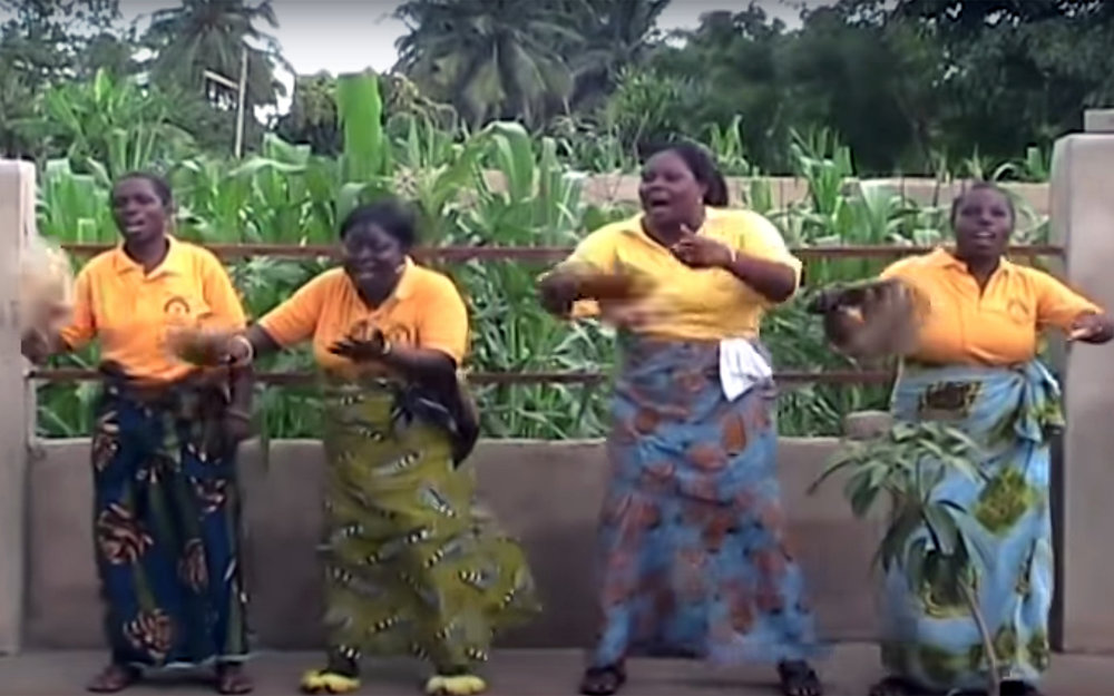 259.Dzigbordi / Ghana / Togo - Dzigbordi is a dance drumming from the Ewe people from Ghana and Togo.
