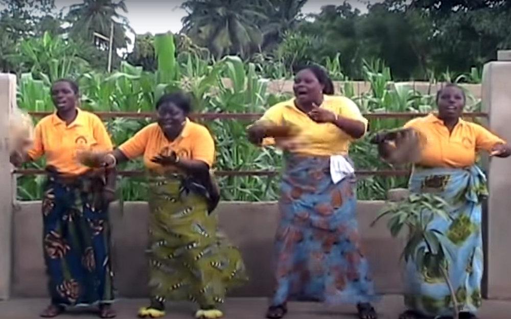248.Dzigbordi / Ghana / Togo - Dzigbordi is a dance drumming from the Ewe people from Ghana and Togo.