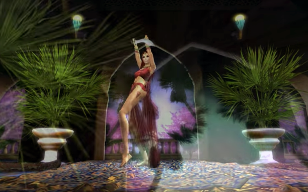 945.Virtual Dance / Global - Virtual Dance is a theatrical dance in the specific virtual global community platform called Second Life. Virtual Dance uses avatars moving via given tools of a virtual world.
