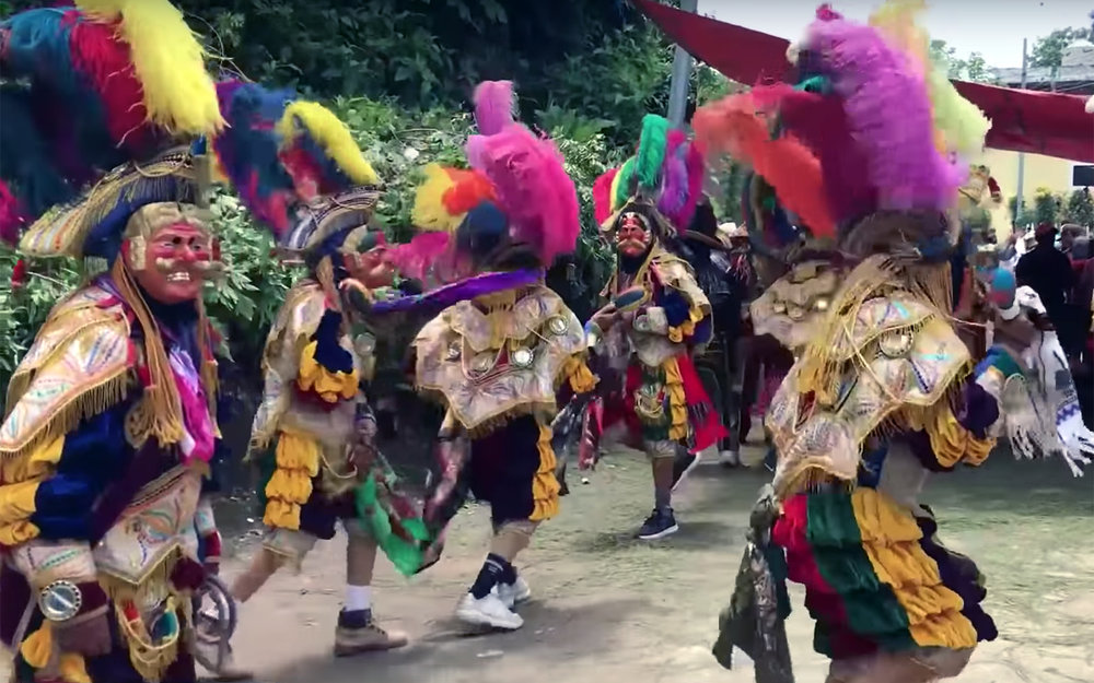 255.El torito / Guatemala - El torito is a folk dance from Guatemala and other Central American countries.