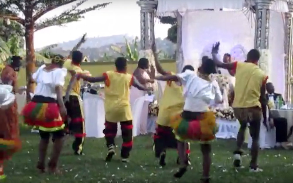 394.Iteso / Uganda - Iteso is a name for traditional dances by Iteso people who live in eastern Uganda in the districts of Soroti and Kumi.