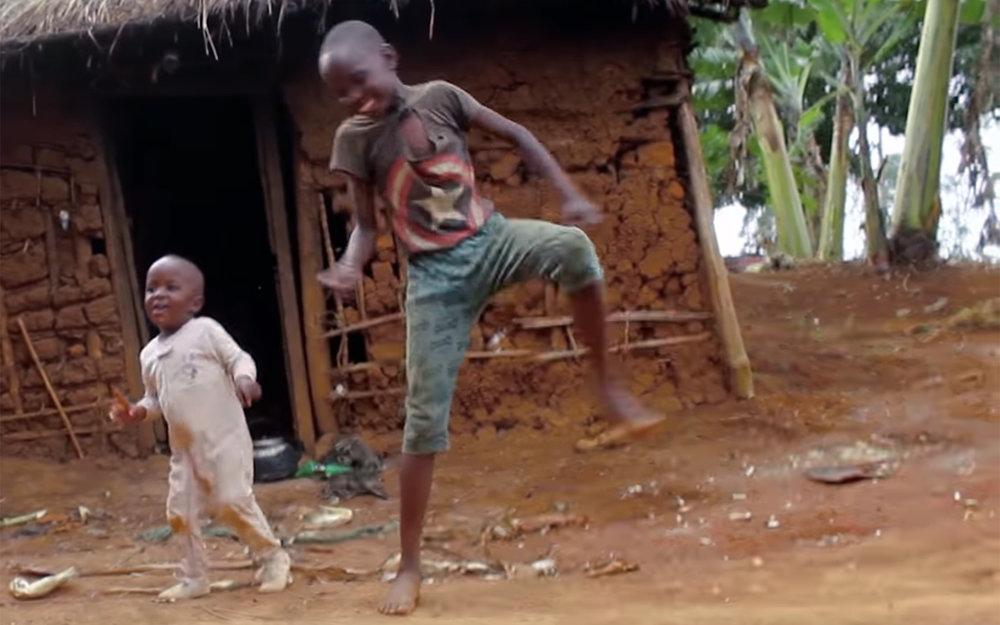435.Karamajongo DANCES / Uganda - Karamajongo DANCES are dances performed by Karamajongo people, a Nilotic-speaking agro-pastoral herders of Ateker ethnic group living mainly in the north-east of Uganda, precisely in Karamoja region.