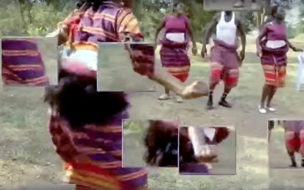 465.Kisoga / Uganda - Kisoga is a traditional dance from Uganda.