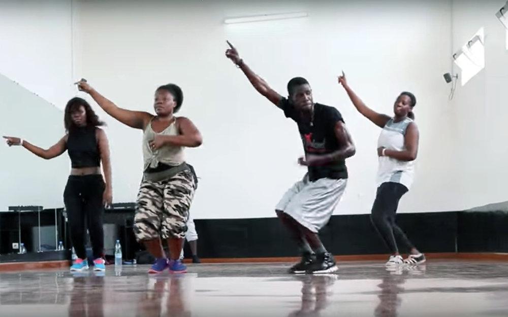 476.Kool Kache / Togo - Kool Kache is an afro urban dance born in Togo.