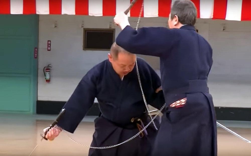 494.Kusarigama / Japan - Kusarigama -