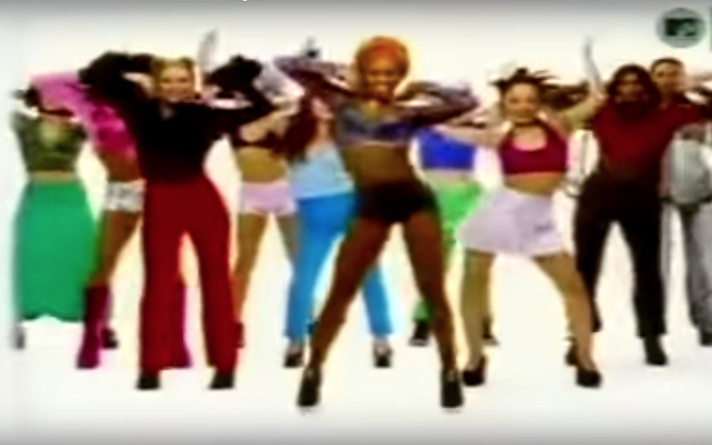 """559.MACARENA / Global - MACARENA is a Spanish dance song by Los del Río about a woman named Macarena. Appearing on the 1993 album """"A mí me gusta"""", it was an international hit in 1995, 1996, and 1997, and continues to be a popular dance at weddings, parties, and sporting events. One of the most iconic examples of 1990s dance music. In the video produced for the song, a guy is getting ideas for the dance by watching clips of kids dancing to the song with his cat. Two people come to his house with a made-up dance to it. Soon, more people come outdoors of his house, doing the dance we all know today. The video focuses on everyone doing the dance."""
