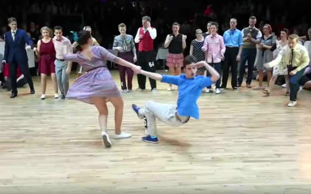 724.ROCKABILLY / Global - ROCKABILLY is a dance based on Rock'n'rRoll. It was born when Elvis Presley became famous during the 50's. Ten years later Rockabilly dance moved into a new set of dance trends. It is practices globally.