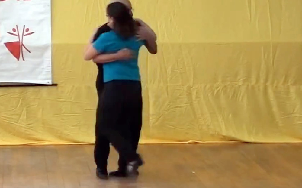 797.SNOA / Sweden - SNOA is a Swedish folk dance. Its name comes from the Swedish word which means