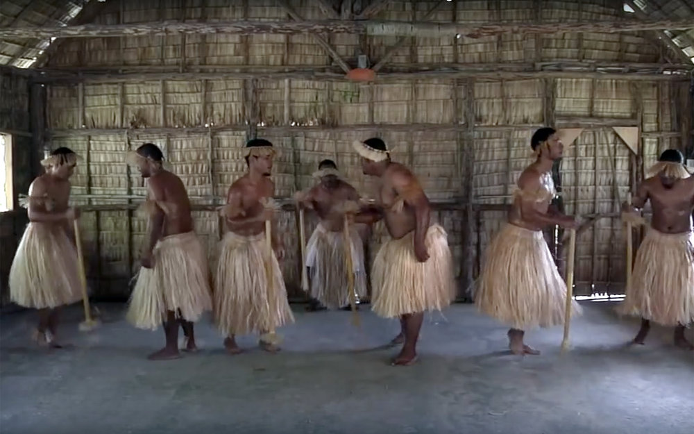 beet dance / Marshall Islands - beet dance is a traditional dance coming from Marshall Islands, an independent island chain, geographically and culturally part of the Micronesian area. It is influenced by Spanish folk dances. During the dance men and women side-step in parallel lines, creating a very difficult and complex rhythm.