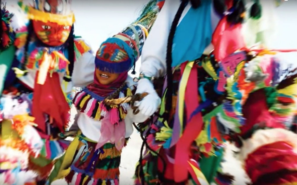 """Gombey / Bermuda - Gombey is a dance from Bermuda, mixture of British, West African and indigenous new-world cultures. It refers to a specific type of drums of African origin. Some also relate Gombay to a Bantu word standing for """"rhythm"""