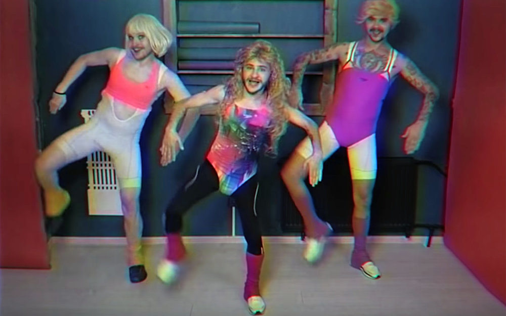 Skibidi / Russia / Viral - Skibidi is a viral dance challenge which arose from a music video of the same name by Russian band Little Big and which became a dance on Internet in October 2018. The video was released earlier on October 5 and has racked up more than a staggering 20 million views. In the clip information on YouTube, Little Big appealed to fans to: