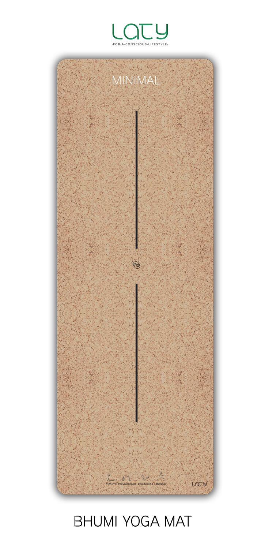 Minimal  : une simple ligne pour s'assurer de la verticalité du mouvement
