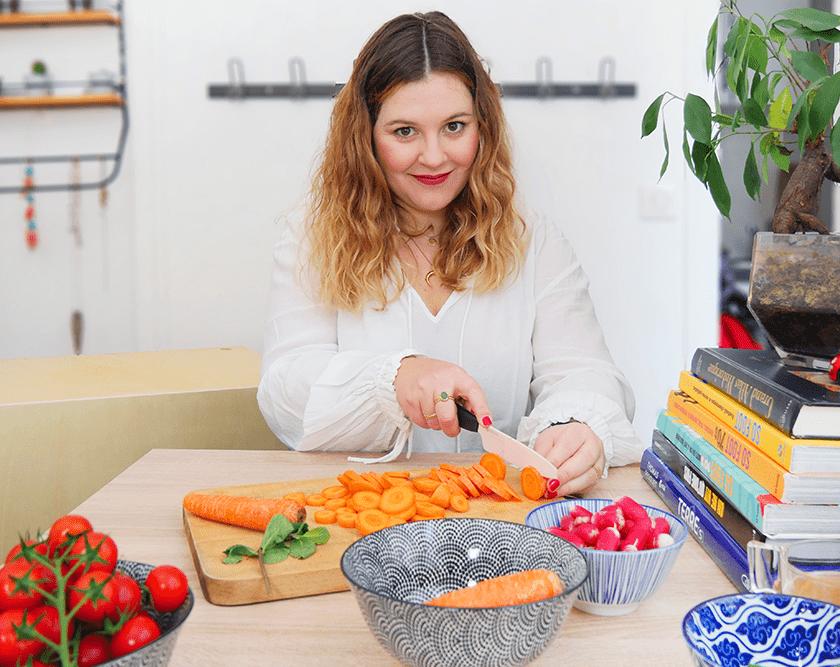Joséphine   Thibault  -  Urban Cuisine  est une nouvelle façon de faire pousser des fruits & légumes dans son salon