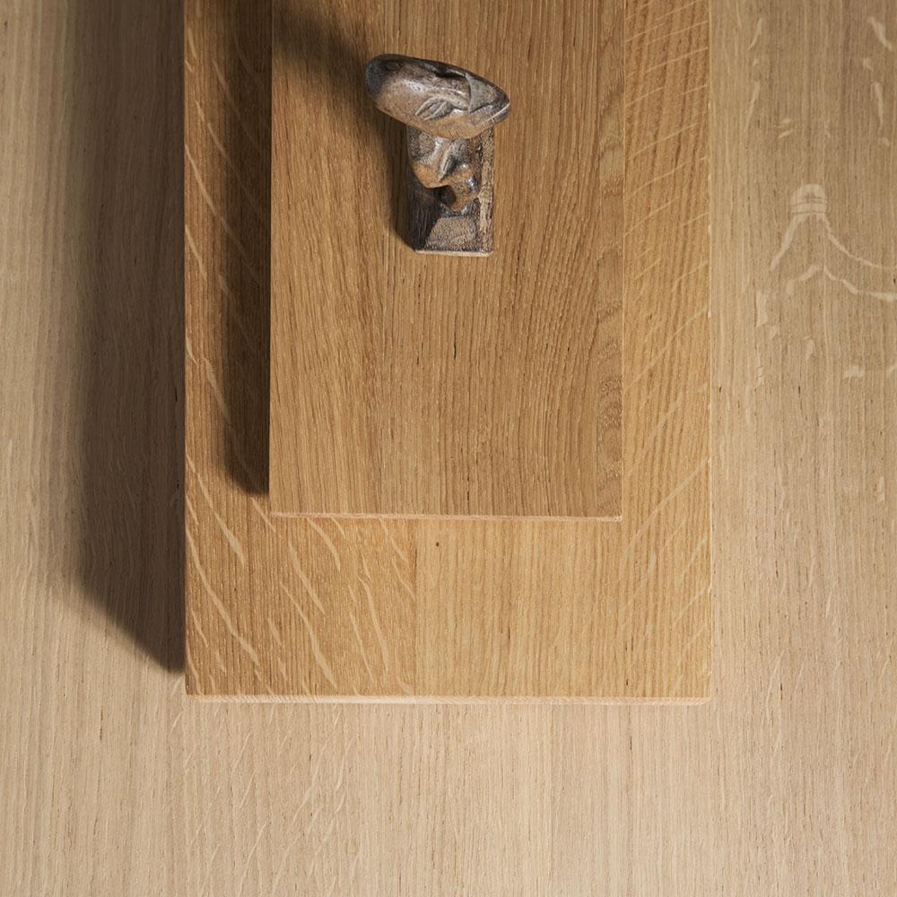 Plateforme Console bois detail 01