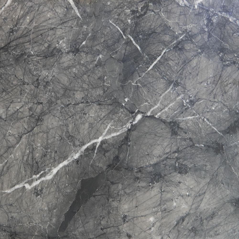 Console avec top en marbre gris détail 04