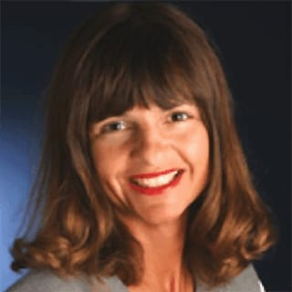 Portrait of Margit Geiger