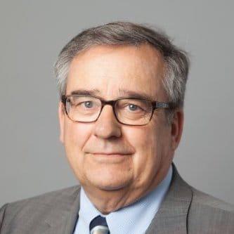 Portrait of Max Becker