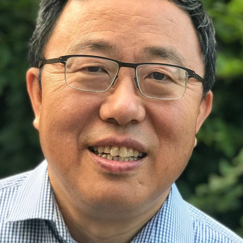 Portrait of Jianhe Mao
