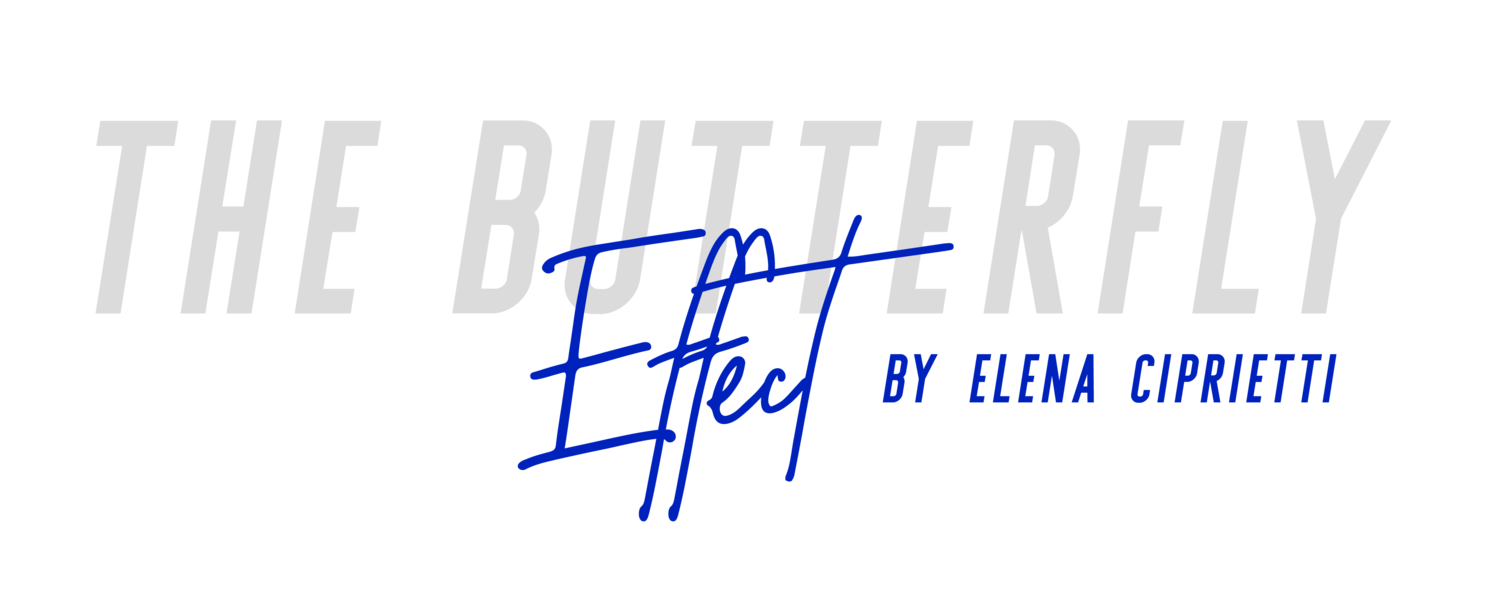 The Butterfly Effect - Branding & Marketing