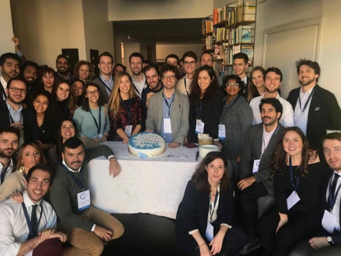 Shaping Italy 2018 Genova Global Shapers