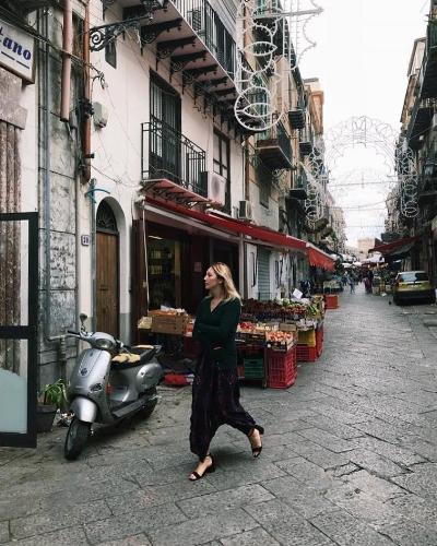 Palermo ballaro street photography