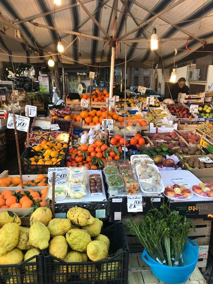 Palermo+capo+market