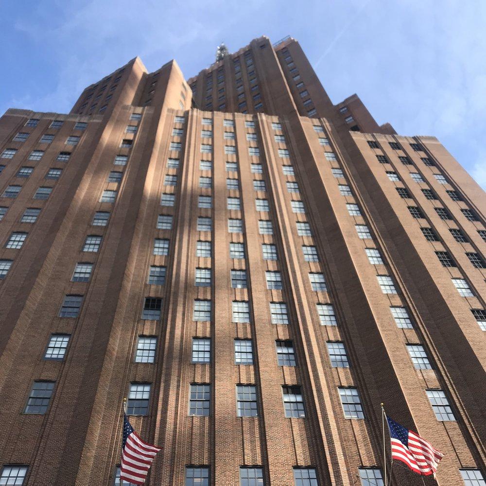 tribeca skyscraper nyc