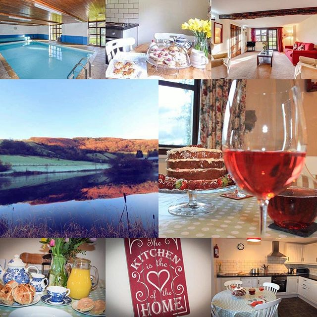 ❣️💋 Valentine's Day 💋❣️ Why not treat your special loved one to 2 nights away for just £99 this includes a bottle of prosecco 🍾  #love #valentines #gift #holiday #holidaycottages #accomadation #cottage #views #swimming #sauna #wildlife #birdwatching #walking #hiking #powys #wales