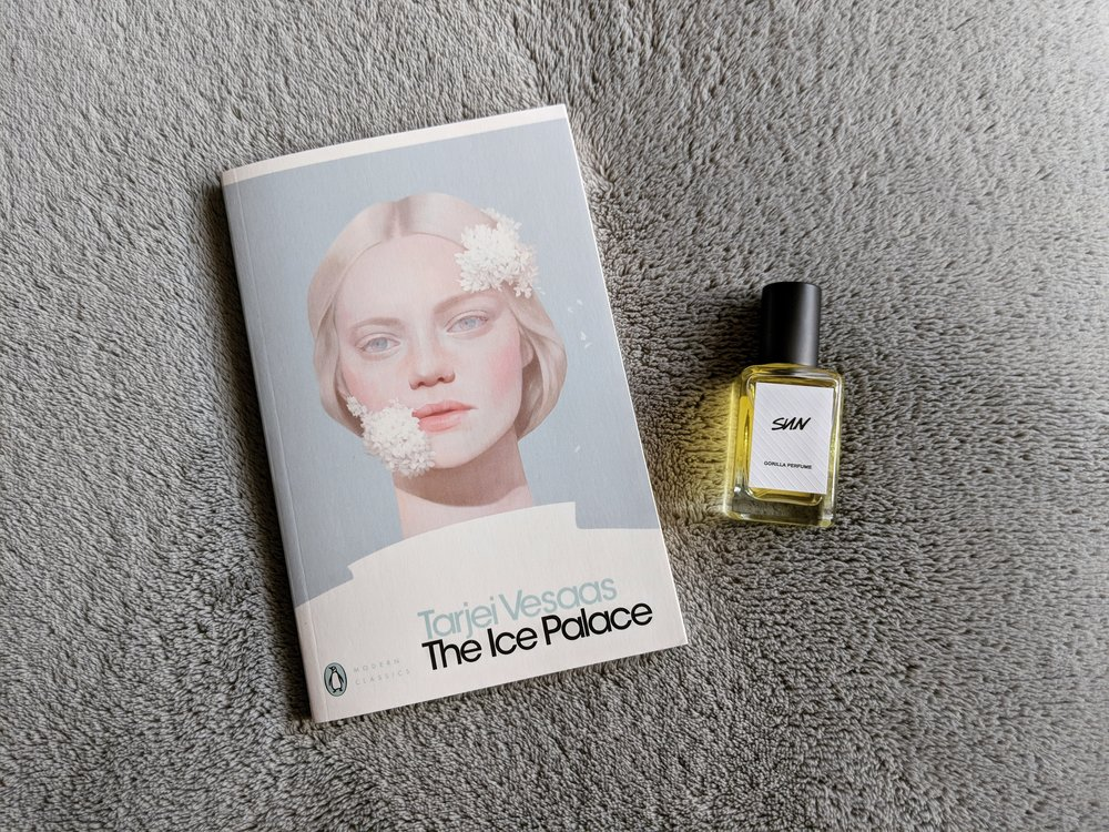 I've got so much on my 'to read' pile this autumn, including The Ice Palace by Tarjei Vesaas. Still loving  this fragrance by Gorilla Perfumes .