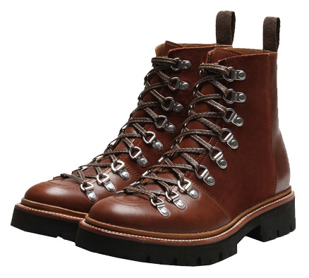 I managed to score my dream boots from  Grenson  a few months ago, and it's just become cold enough to start wearing them.
