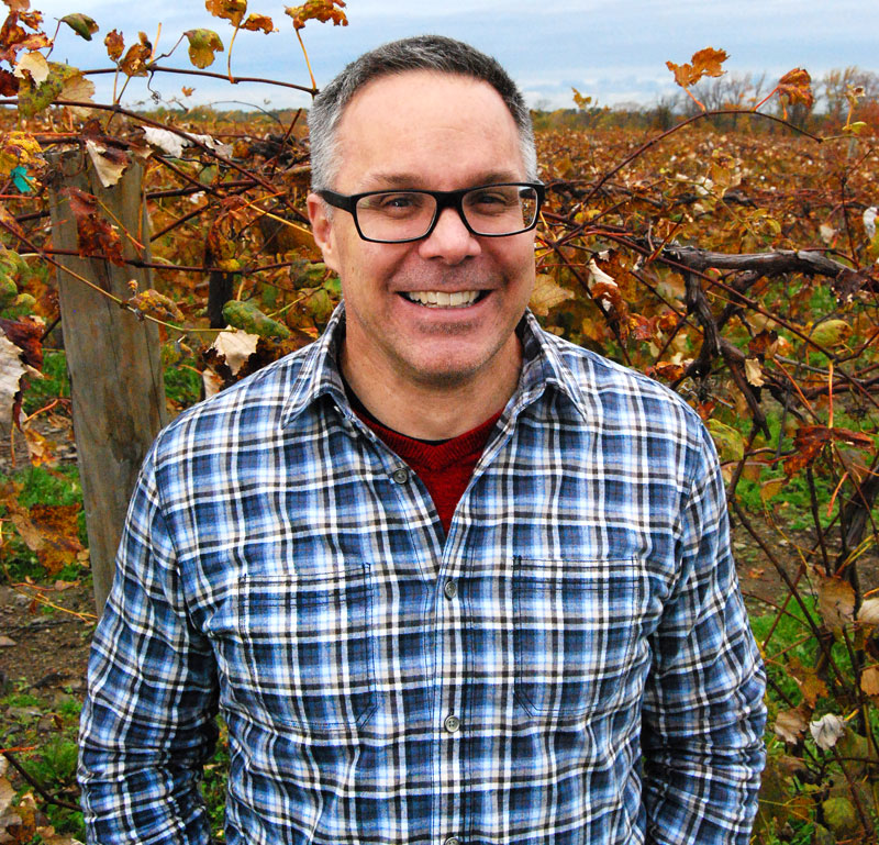 Precision Vineyard Sensing - George Kantor, Ph.D.