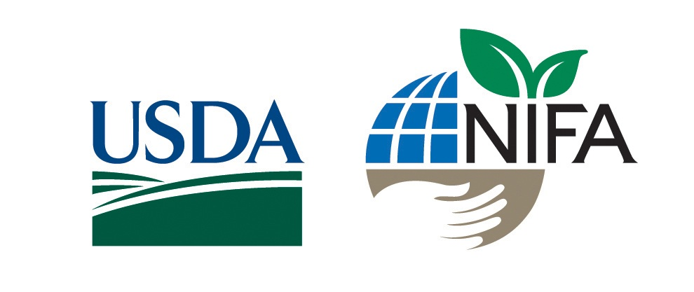 USDA+and+NIFA+logos