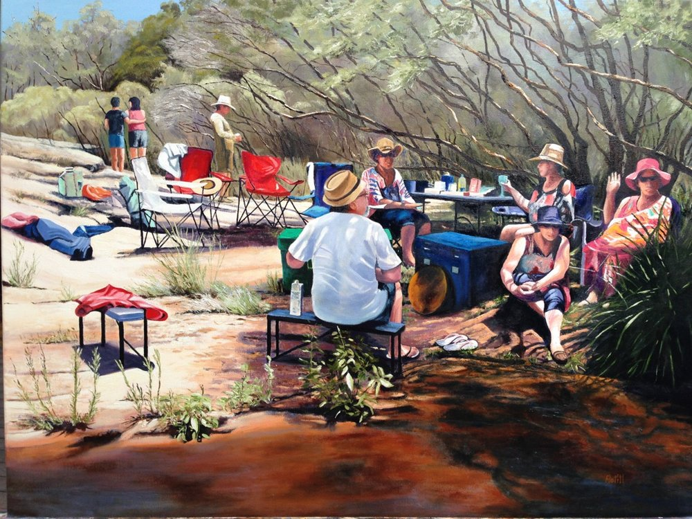 Laurie Astill 'The Picnic'