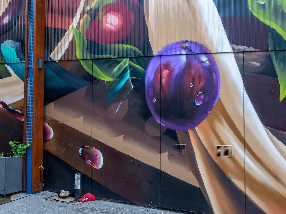 Fromes Lane Street Art