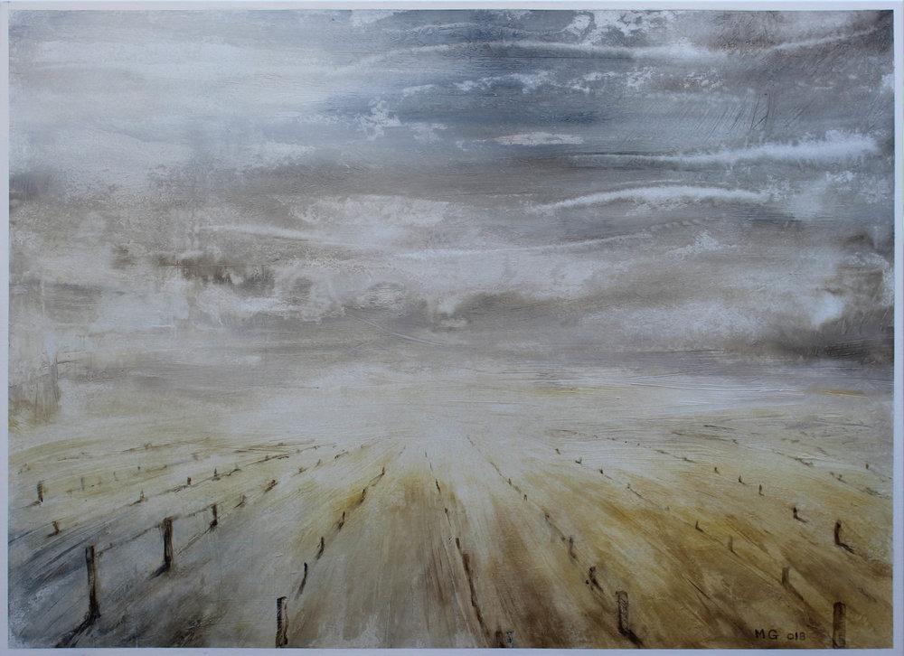 2. GALLAGHER_Martin_Tobin Vineyard, Ballandean_Mixed Media on Canvas_91cmx122cm.jpg