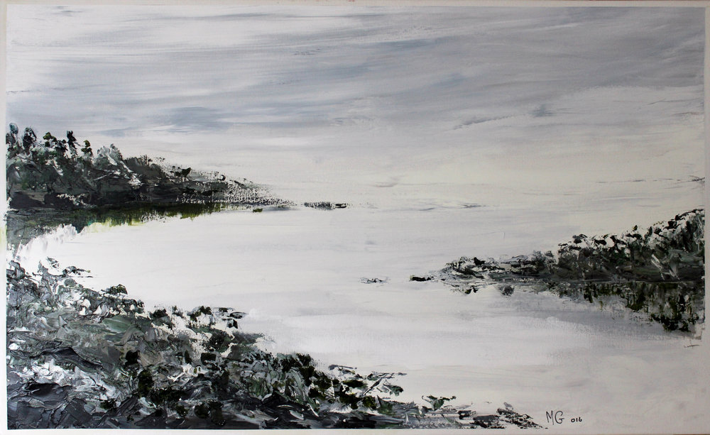 5. GALLAGHER_Martin_Heading Towards Open Water (Nambucca Heads)_122cmx76cm_Oil on Canvas.jpg
