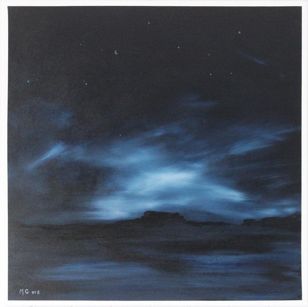 8. GALLAGHER_Martin_Desert Night_Acrylic on Canvas_76cmx76cm.jpg