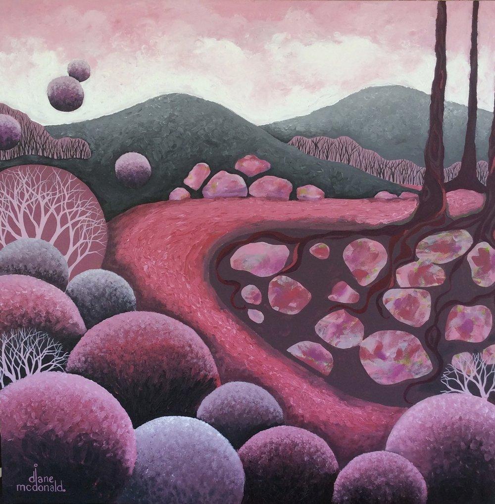 What Lies Beneath by Diane McDonald