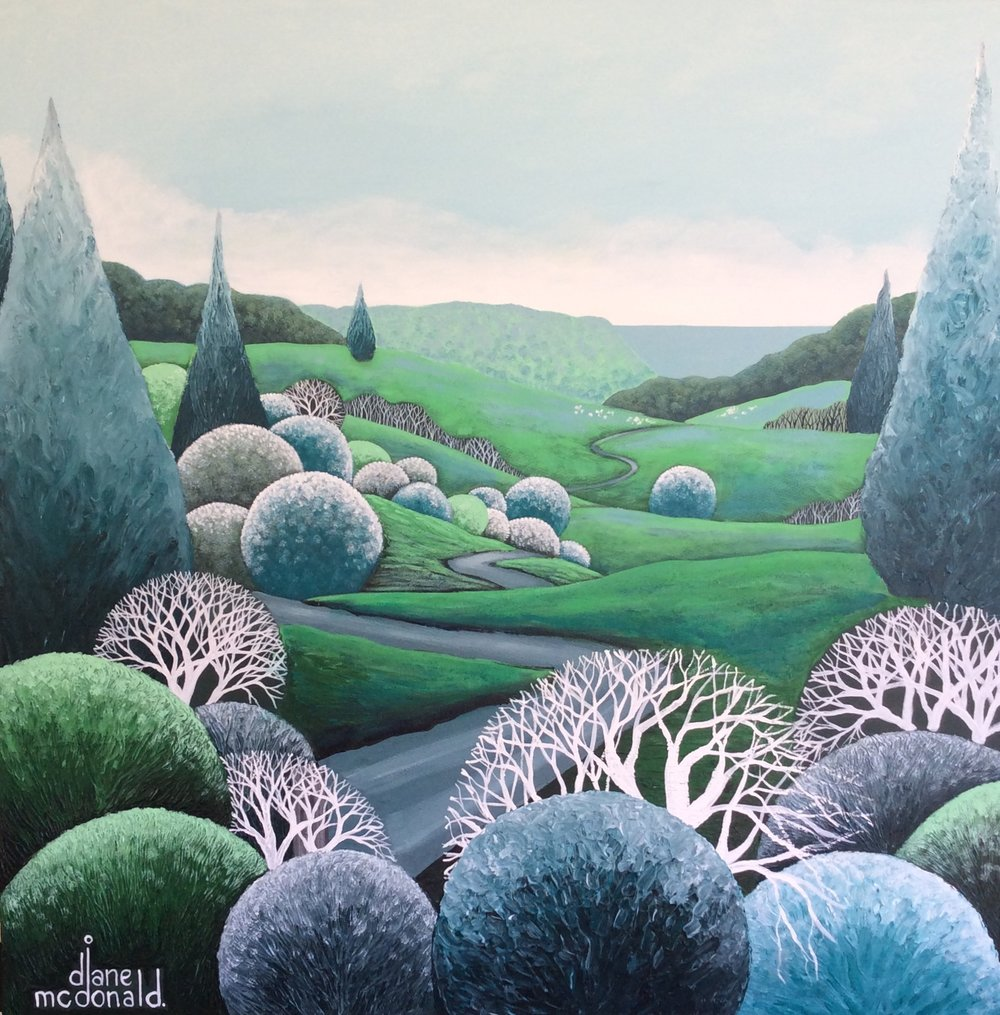 Emerald Eyes by Diane McDonald