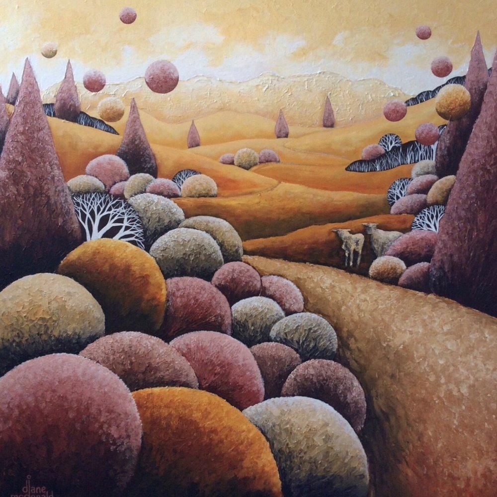 Gold Rush by Diane McDonald