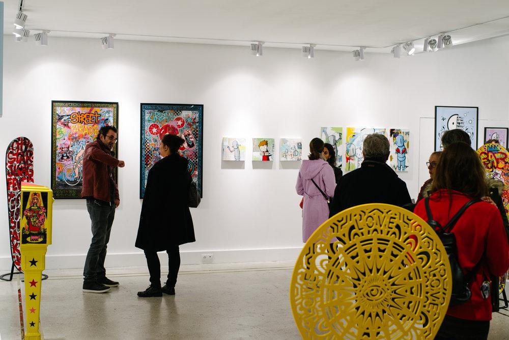 HOTELS | LIEUX - Je veux proposer de nouvelles experiences à mes clients en invitant l'art dans mon établissement (expositions et événements, collaborations , prêt d'oeuvres d'art)