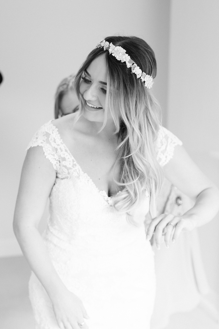 1. Bride getting ready B:W.jpg