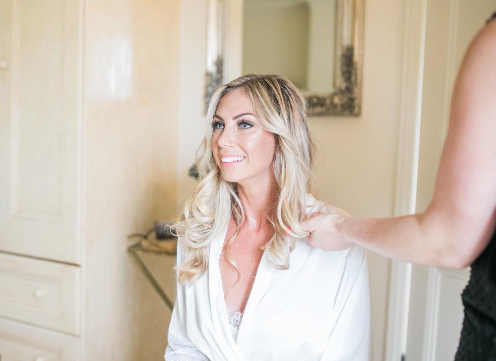 Kim Sandford Hair -