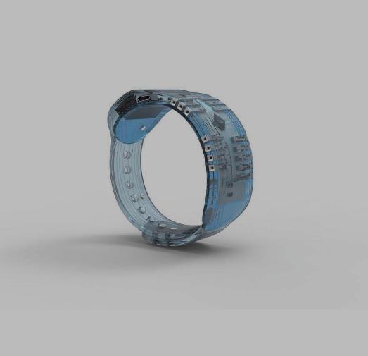 WAVE - Open Source Smart Wristband